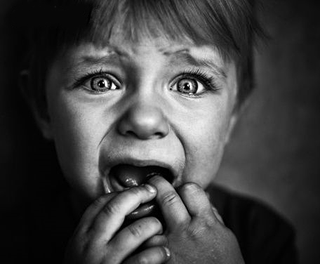 страх от тотального бессилия